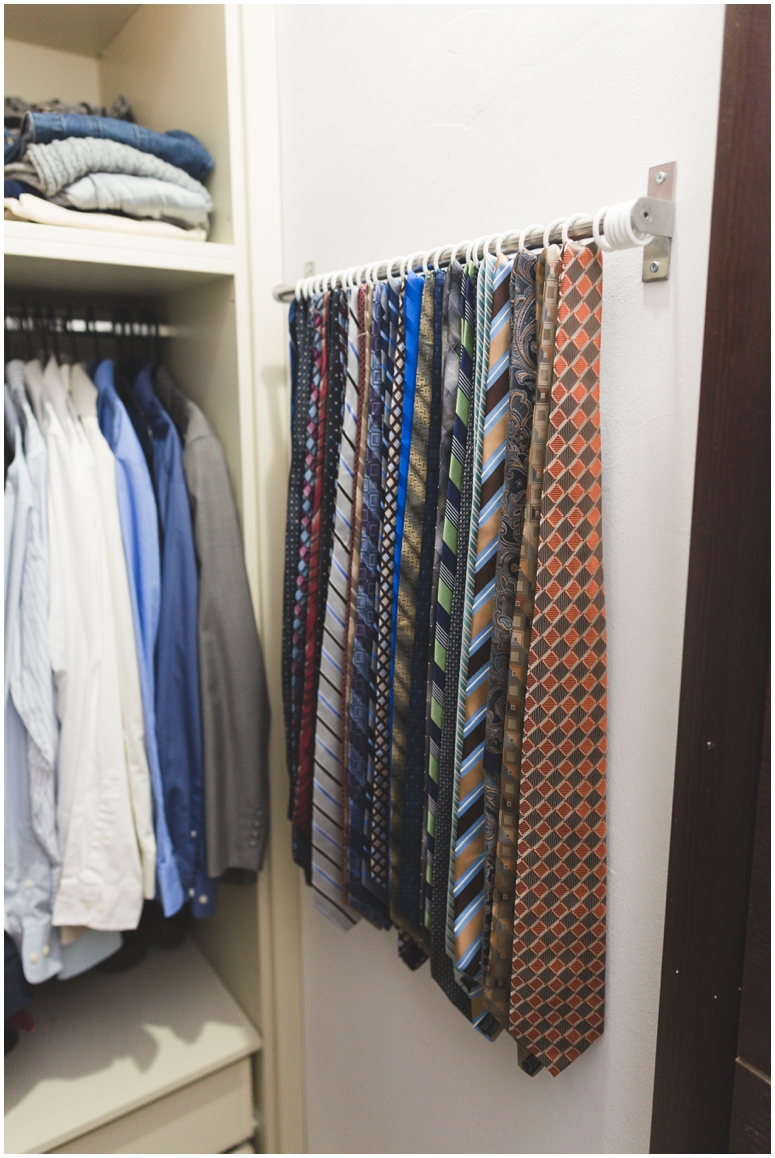 Ikea Hack Tie Organizer Six Clever Sisters