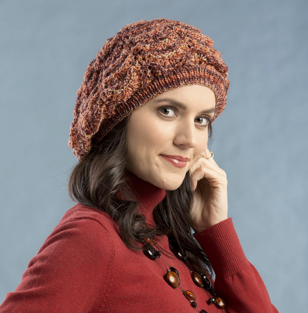14 Free Patterns for Knit Hats Using Just One Skein of Yarn - Six ...