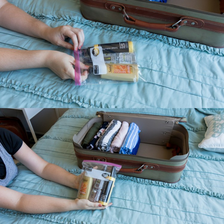 Tips for Packing   Packing Hacks   Save Space when Packing   Travel Tips   Traveling Hacks   How to Pack   Save luggage space   Looking to travel soon and want to make sure you save space in your luggage? I have 9 tips every traveler should know when packing to save space!