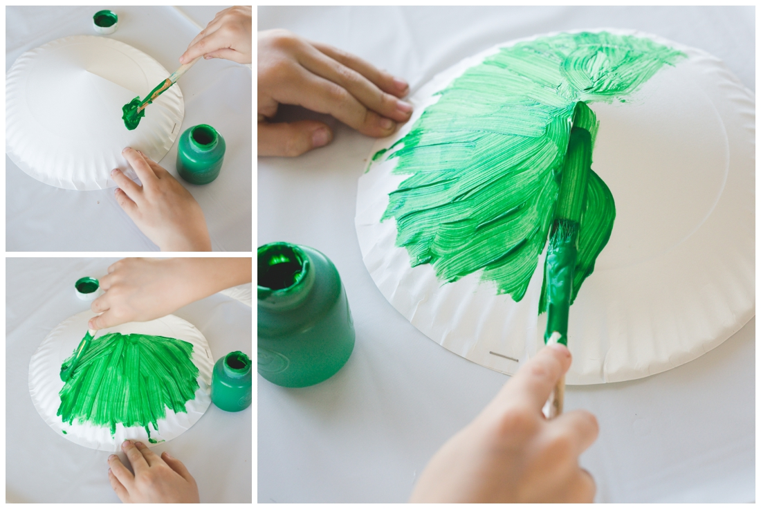 paper plate turtle craft for kids free printable template