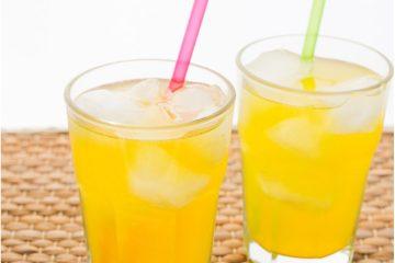 Iced Turmeric Tea | Turmeric Tea | Healthy Drink