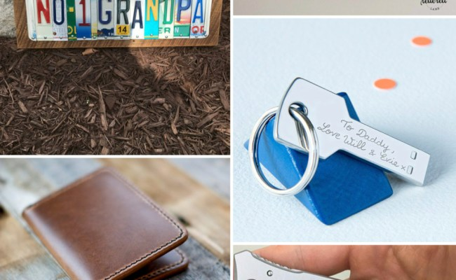 25 Great Father S Day Gift Ideas On Etsy That Are Amazing