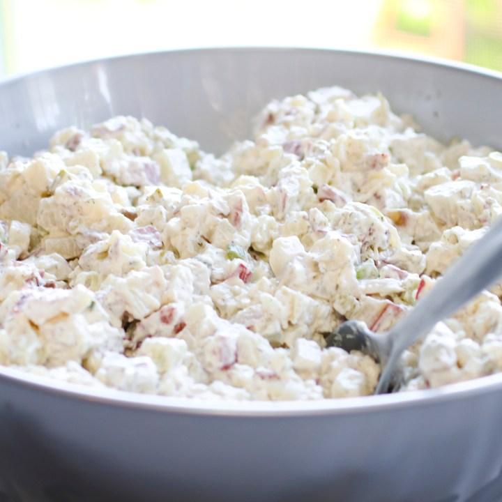 Creamy Ranch & Dill Potato Salad