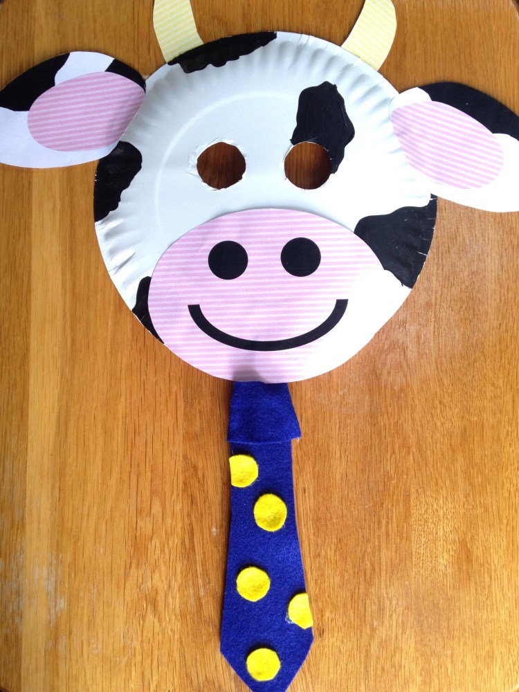 cow craft ideas fil a cow day paper plate cow masks with free 1368