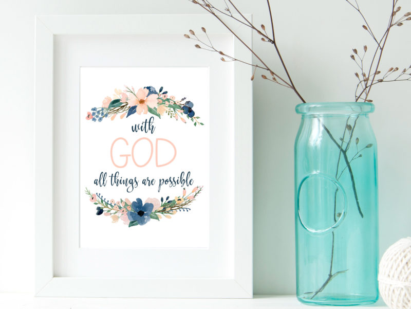 It's just a picture of Printable Scriptures with jar