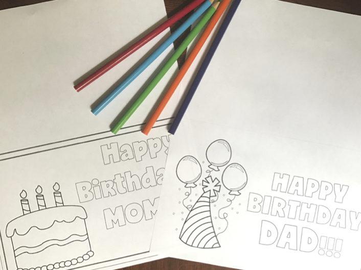 photograph regarding Free Printable Birthday Cards for Mom named Cost-free Printable Birthday Card weblog impression - 6 Wise Sisters