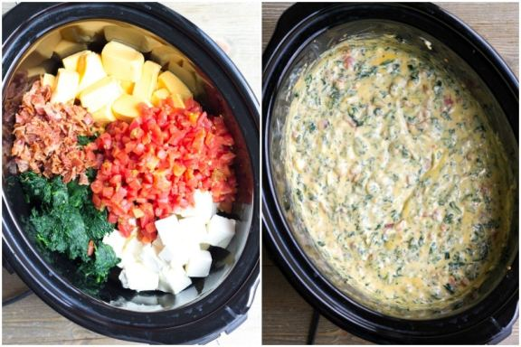 crockpot appetizers slow cooker holiday recipes easy
