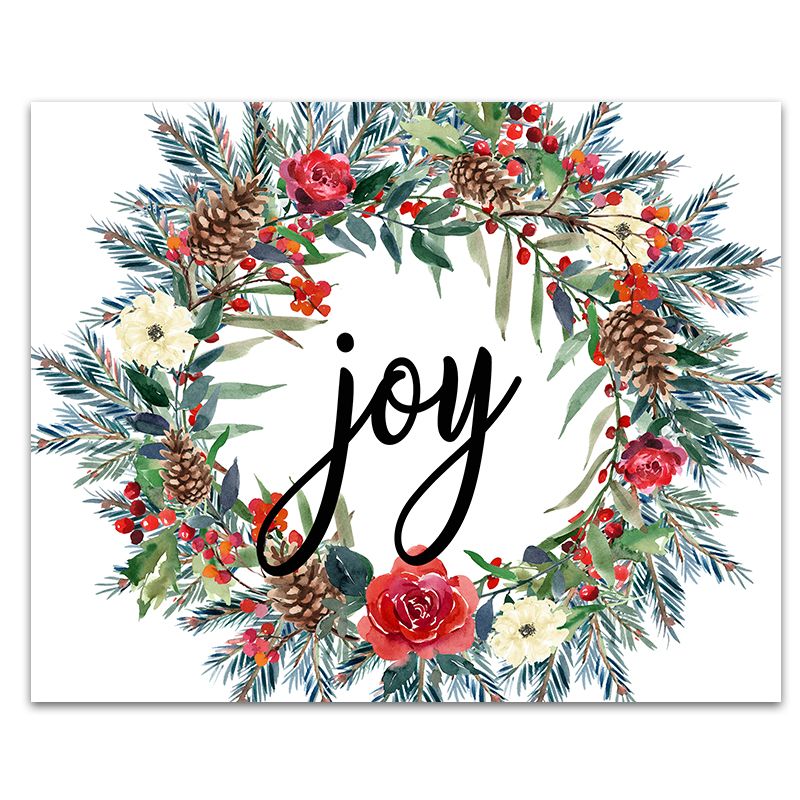 6 free printable christmas signs