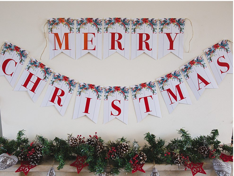 It is an image of Printable Christmas Decorations Cutouts in classroom