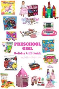 Preschool Girls Holiday Gift Guide | Gift Guide | Little Girls Gifts