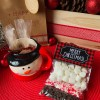 Hot Cocoa Gift   Hot Cocoa Gift DIY   Hot Cocoa Gift Ideas   Hot Cocoa Gift Ideas DIY   Hot Cocoa Gift Ideas for Kids   Homemade Hot Cocoa Gift   Hot Cocoa Gift Bags   Hot Cocoa Gift Last Minute   Hot Cocoa Gift Set   Hot Cocoa as a Gift   This little hot cocoa gift kit can be put together in minutes! #hotcocoa #sixcleversisters