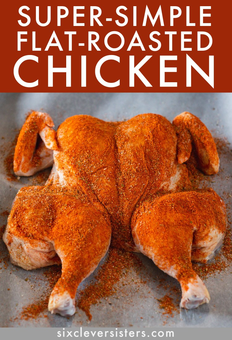 Whole Roasted Chicken Recipe   How to Make a Whole Roasted Chicken   Whole Roasted Chicken and Vegetables   Flat Roasted Chicken   Flat Roast Chicken Cooking Time   Flat Oven Roasted Chicken   Simple Flat Roasted Chicken