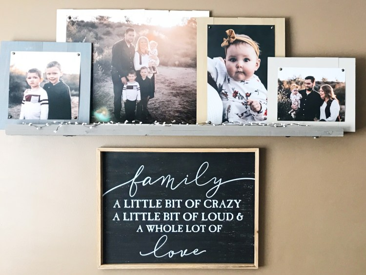 Frames   Wood Frames   DIY Frames   Farmhouse   DIY Farmhouse   Photo Frames   DIY Decor   Farmhouse Decor   FarmHouse Living Room   Farmhouse Style   Farmhouse Bedroom   Frames Ideas   Frames Ideas Wall   Frames On Wall   Rustic Home Decor   Simple Tutorial for these frames on Six Clever Sisters!