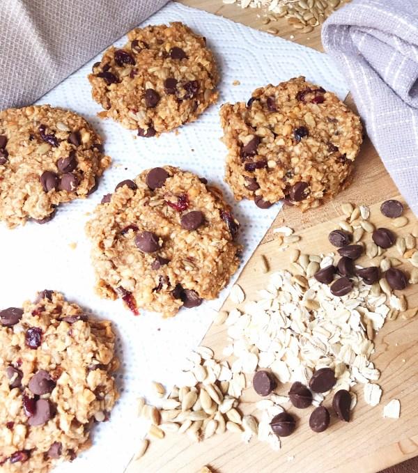 Oatmeal Breakfast Cookies   Oatmeal   Healthy Breakfast   Heart Healthy   Oatmeal Recipes   Breakfast Recipes   On the Go Breakfast   Breakfast Ideas   Breakfast Meal Prep   Oatmeal Cookies   Healthy Breakfast