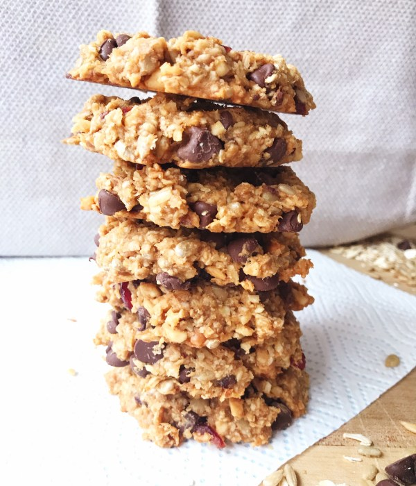 Oatmeal Breakfast Cookies | Oatmeal | Healthy Breakfast | Heart Healthy | Oatmeal Recipes | Breakfast Recipes | On the Go Breakfast | Breakfast Ideas | Breakfast Meal Prep | Oatmeal Cookies | Healthy Breakfast