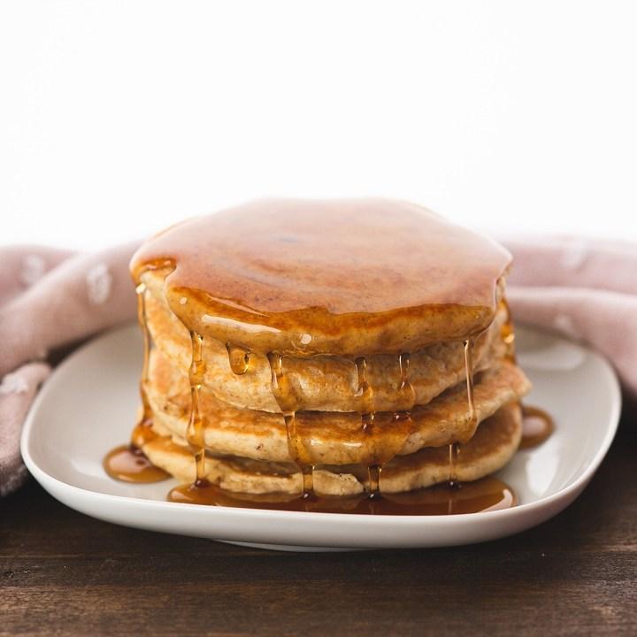 Make-Ahead Oatmeal Pancake Mix