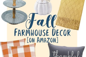 Fall | Farmhouse | Decor | Fall Decor | Home | Home Decor | Fall 2019 | Holidays | Decorating | Fall Farmhouse | Rustic | Autumn Decor | Thanksgiving | Thanksgiving Decorating | Halloween | Amazon | Amazon Finds | Fall Amazon | Six Clever Sisters