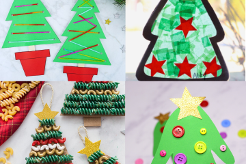 Holiday Crafts for Kids   Easy Christmas Crafts   Christmas Tree Crafts   Christmas Tree Crafts DIY   Christmas Tree Crafts for Kids   Christmas Tree Crafts for Kids to Make   Holiday Crafts   Holiday Crafts for Kids   These fun, festive Christmas tree crafts for kids to make are sure to put you in the holiday spirit! Find all the Christmas tree craft ideas you need for some fun craft ideas to make with kids this holiday season! #christmas #christmastree #crafts #craftsforkids #holiday #kidsactivities #holidaycrafts
