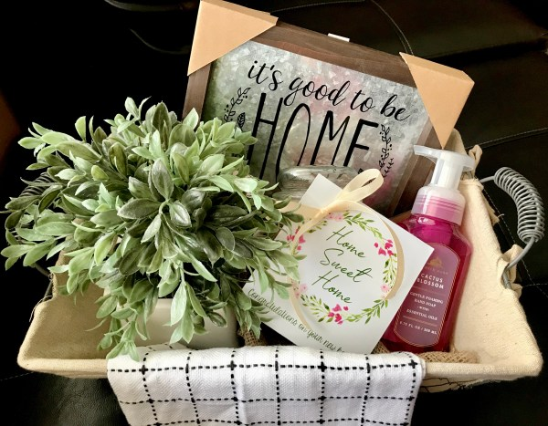 Housewarming Gift Idea | New Home | Gift Idea | New Homeowner | New Home Gift | Wedding Gift | Marriage Gift | New Couple | Farmhouse | New Neighbor | Neighbor Gift | Welcome Home | Welcome to the Neighborhood | Warm Welcome | Gift | Welcome Gift | Gift Basket | Six Clever Sisters