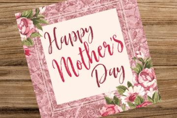 Floral Card | Free Printable Floral | Free Printable Mothers Day Card | Pretty Mothers Day Card | Mothers Day Gift Idea | Mothers Day Quotes | Mothers Day Party | Mothers Day Ideas | Free Printable Cards | Free Printable Mom | Mom Quotes | Mom Life | Six Clever Sisters