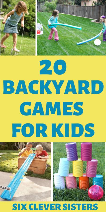 Backyard Games | Backyard Games for Kids | Backyard Games DIY | Activities for Kids | Activities for Kids at Home | Quarantine Activities for Kids | Outdoor Activities | Outdoor Activities for Kids | Quarantine Activities | Backyard Games Kids #quarantine #outdoor #kidsactivities #outside #activitiesforkids #backyard #diy