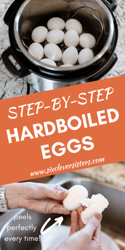 Instant Pot Hard Boiled Eggs | Instant Pot Hard Boiled Eggs Recipe | Instant Pot Eggs | Instant Pot Eggs Hard Boiled | How to Make Eggs in the Instant Pot | How to Make Hard Boiled Eggs Instant Pot | Want to know an easy way to make hard-boiled eggs that turn out every single time and could not be simpler? Making eggs in the instant pot is so easy, and the way I will always do! #instantpot #eggs #tips #howto #cooking #hardboiledegg #recipe #instantpotrecipe