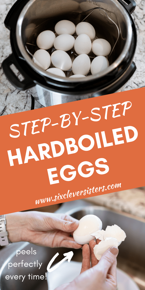 How to Make Hard-Boiled Eggs in the Instant Pot_Pinterest3 ...