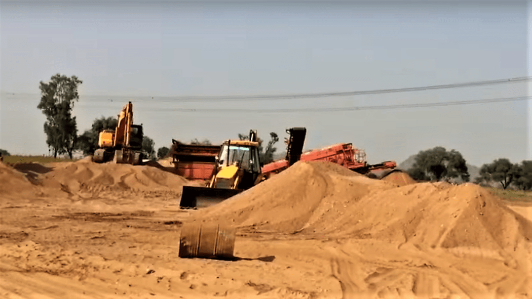 Illegal Sand Mining 2017: Indian Rivers Continue To Loose