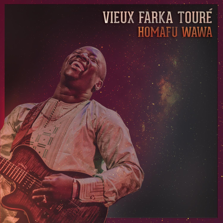 Vieux Farka Touré's new single is now available
