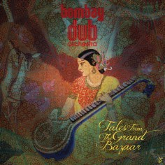 Tales from the Grand Bazaar (cover artwork))