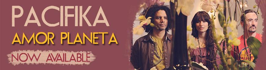 Pacifika – Amor Planeta Banner