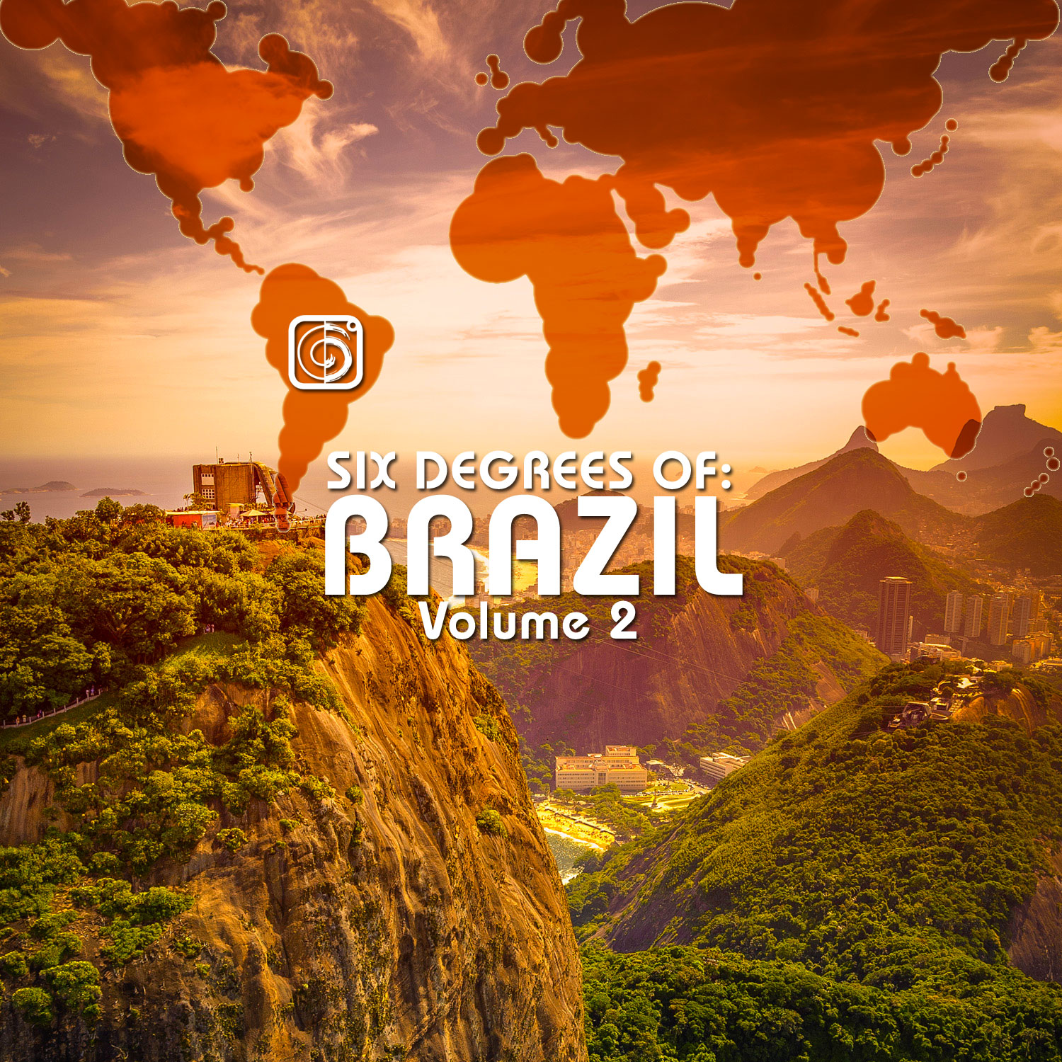 Six Degrees Of Brazil Volume 2