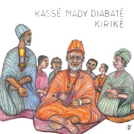 Kiriké Cover Artwork