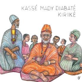 Kiriké Cover Artwork
