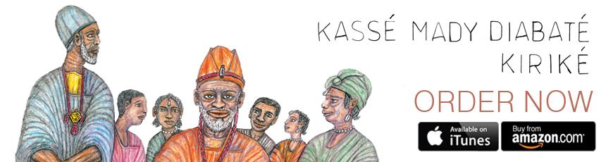 KASSÉ Banner