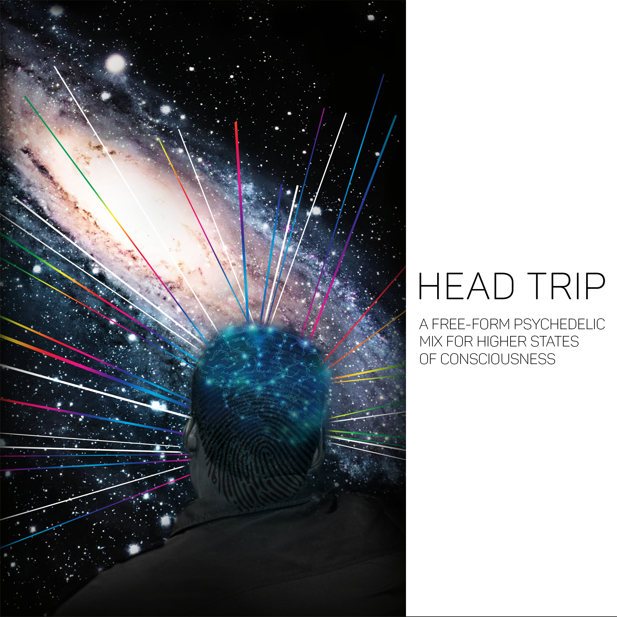 We have a new playlist: Head Trip (A Free Form Psychedelic Mix for Higher States Of Consciousness)