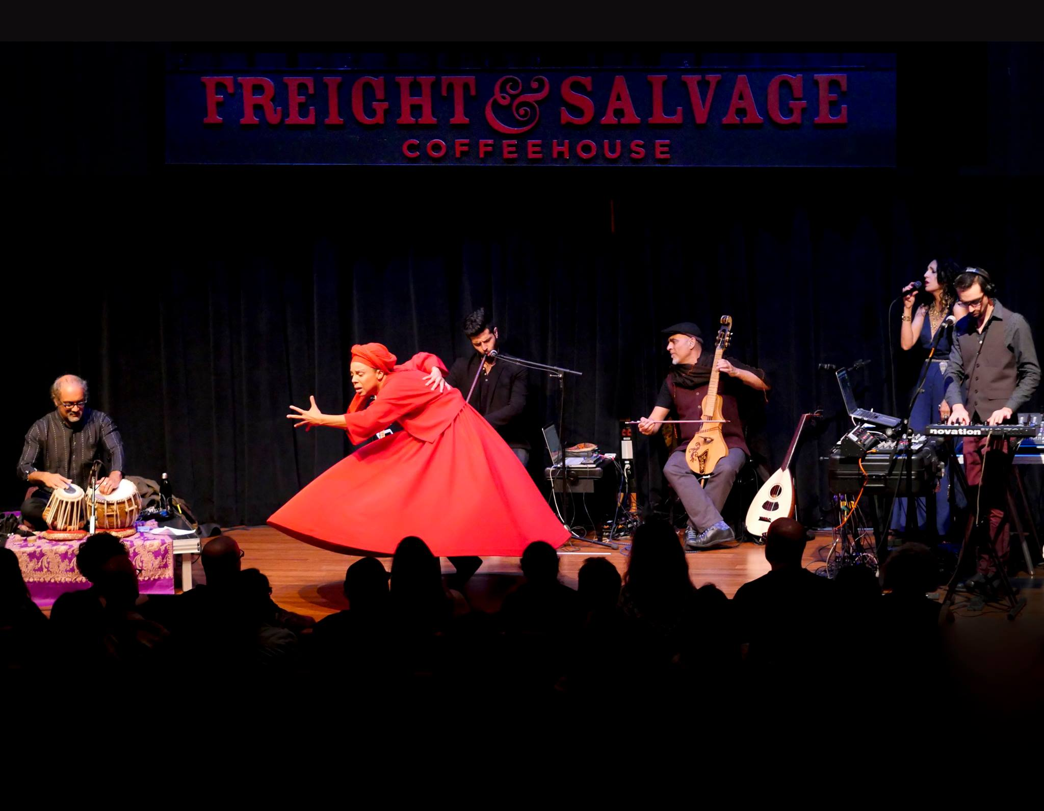Niyaz at Freight & Salvage {PHOTOS}