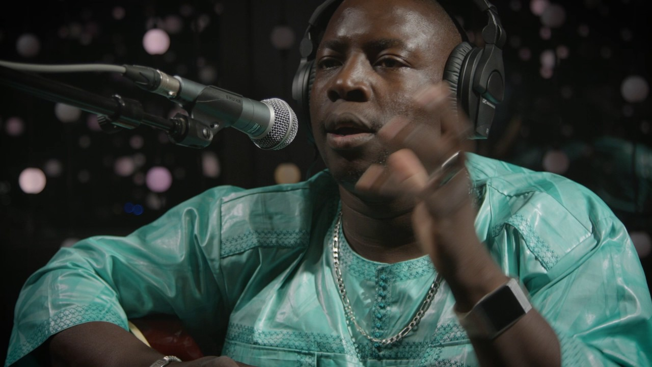 vieux farka touré full perfomance on KEXP