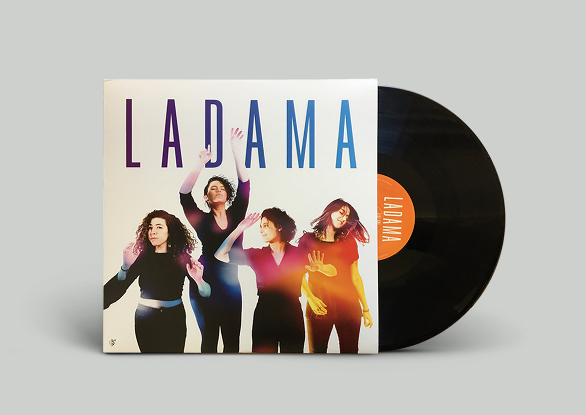 LADAMA Out Now!