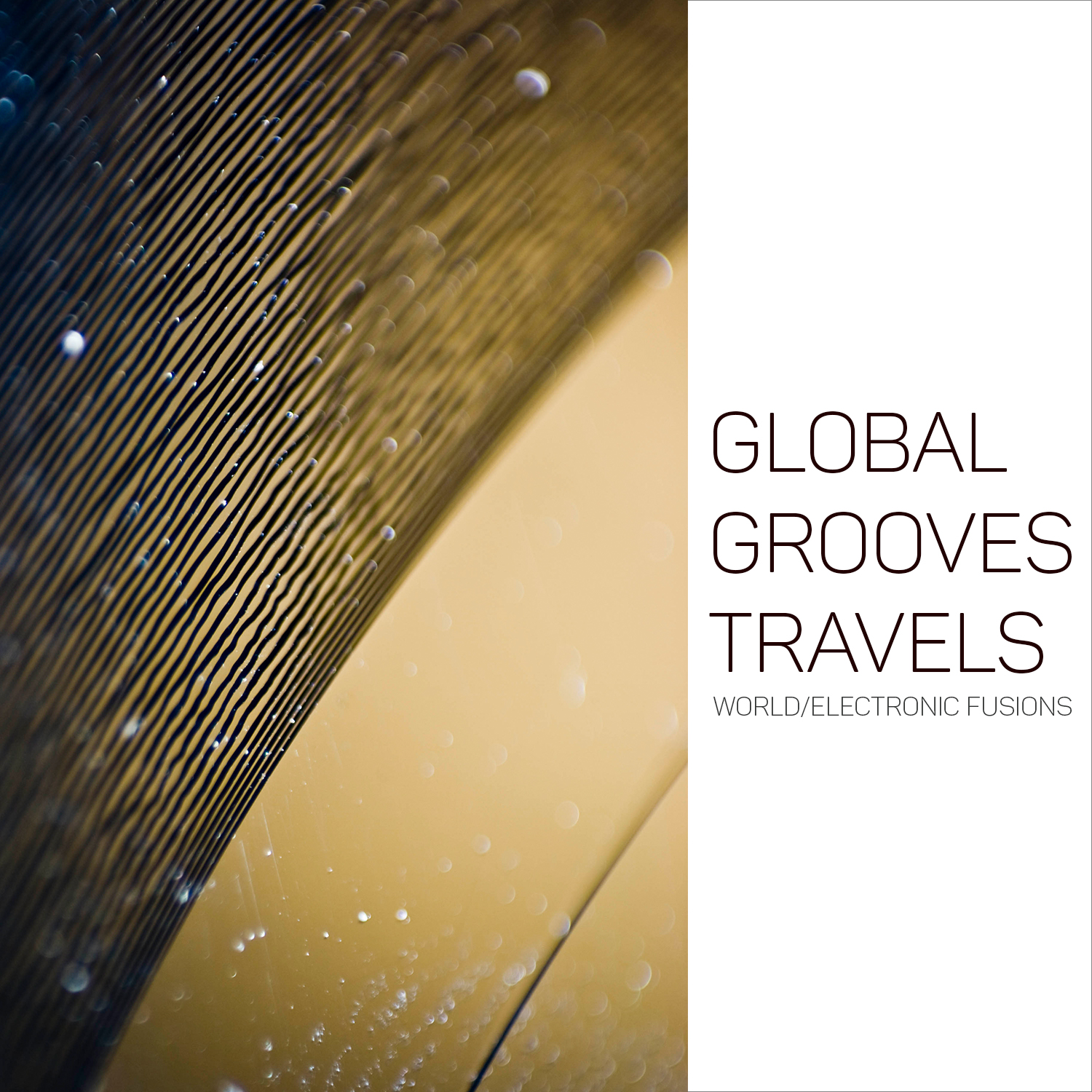 We have a new playlist, focused on the global sound we are proud to have been a part of since 1996