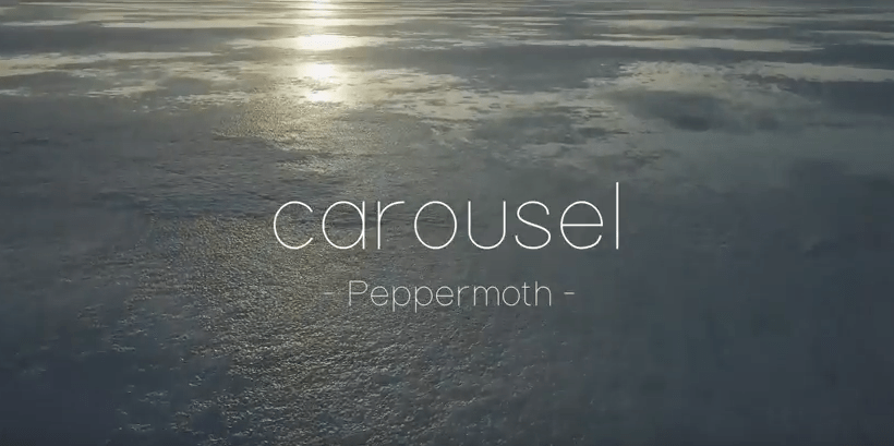 PEPPERMOTH'S BREATH TAKING MUSIC VIDEO