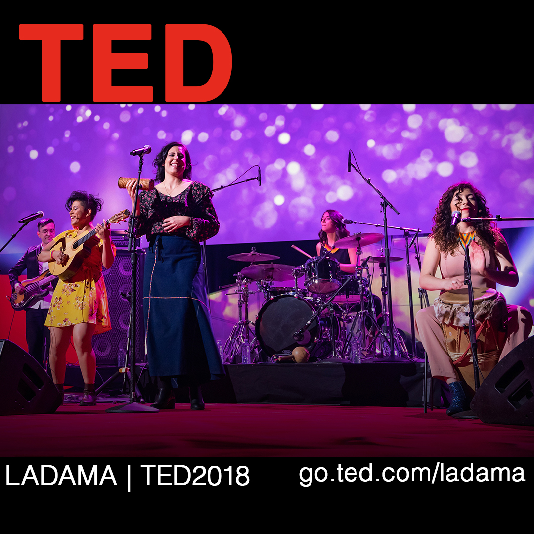 WATCH LADAMA'S TED TALK HERE