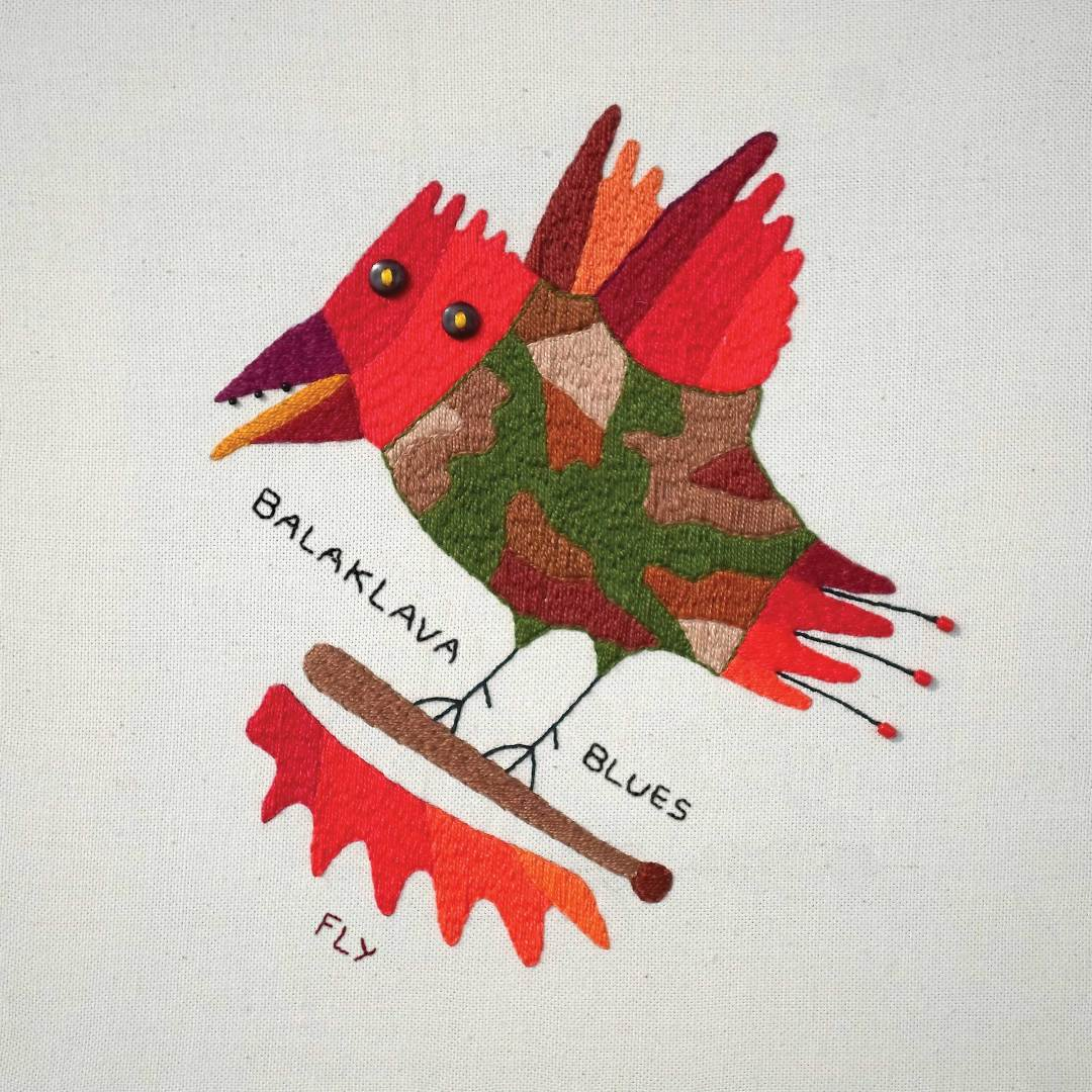 BALAKLAVA BLUES NEW ALBUM OUT today