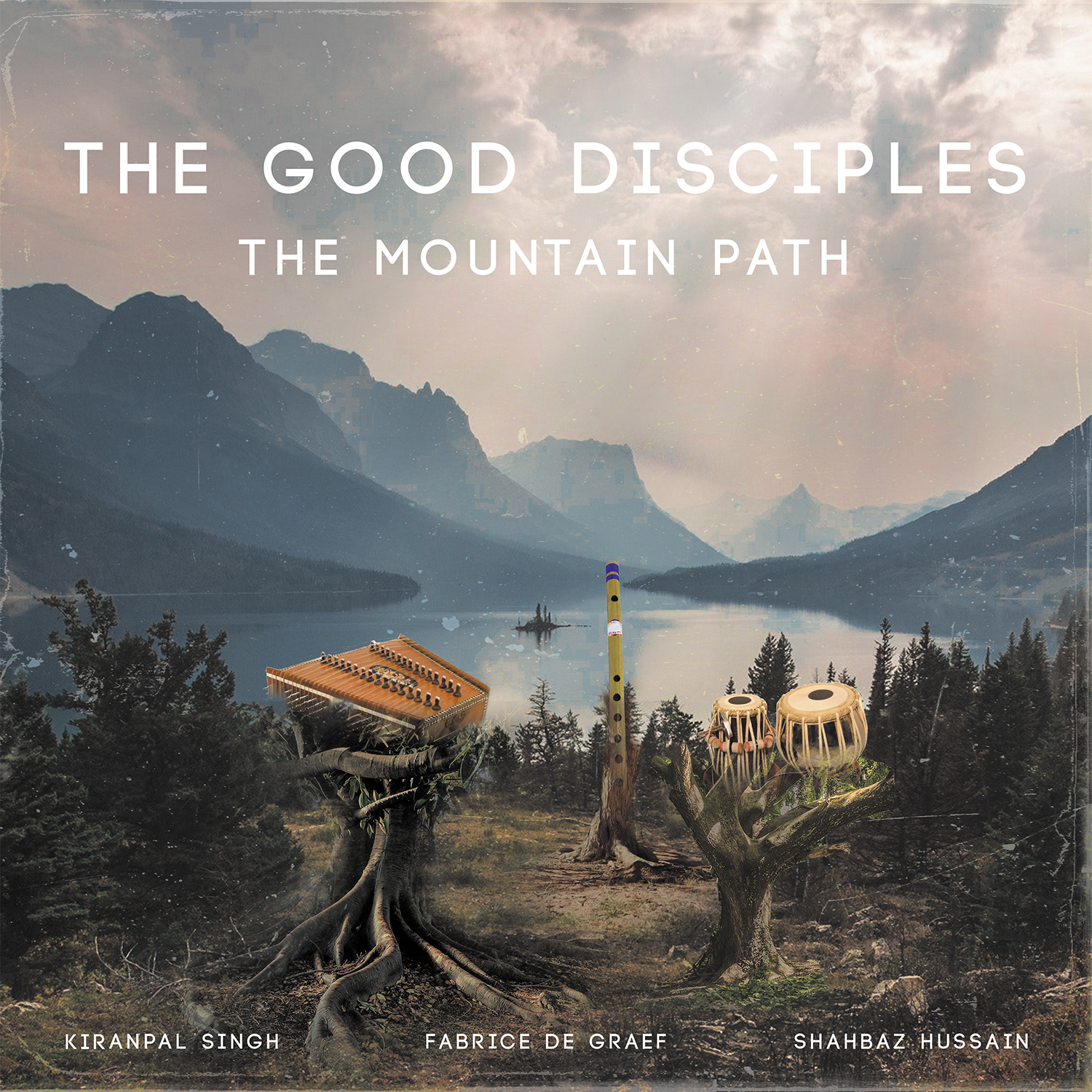 The Good Disciples – The Mountain Path