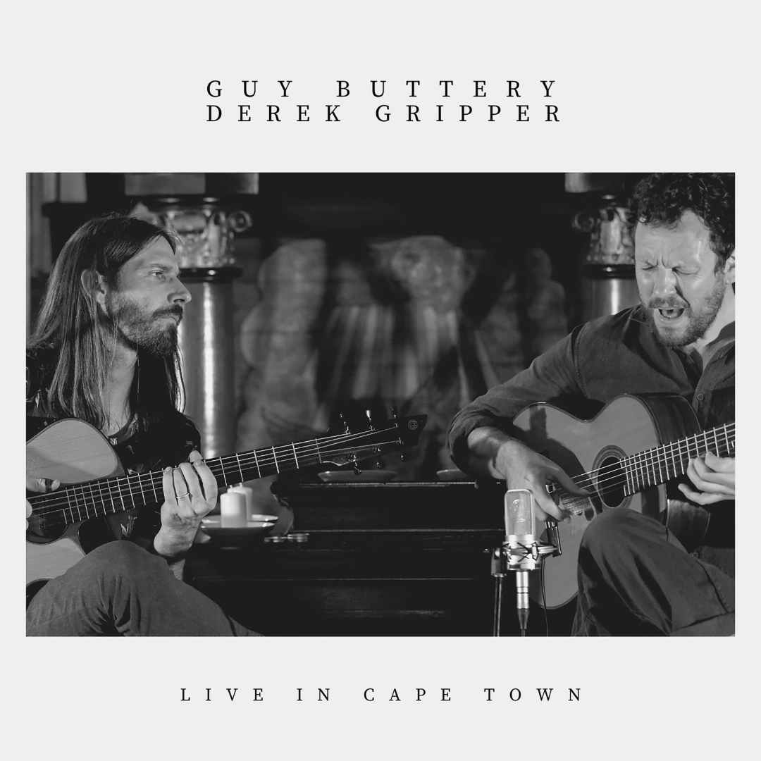 Guy and Derek Live In Cape Town