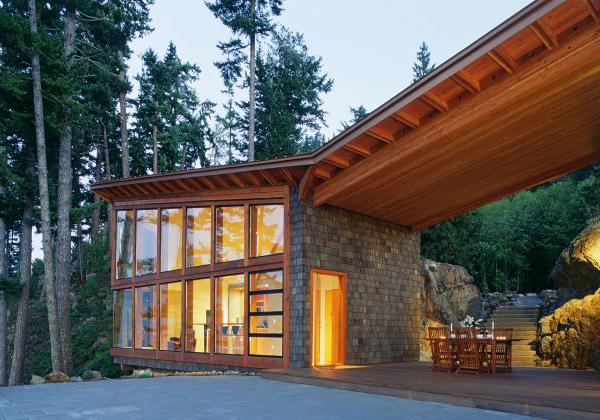 Modern Lake Houses  Six Different Ways