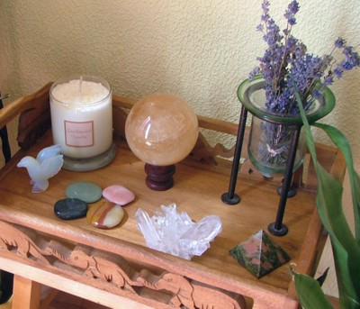 Meditative Spaces Creating A Sacred Space In A Cluttered