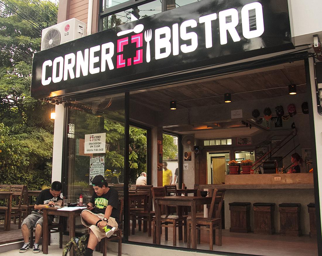 Corner Bistro restaurant