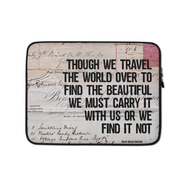 Find the Beautiful Laptop Sleeve
