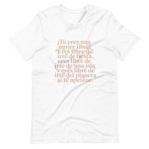 Mujer Libre Tshirt